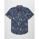 RESOLUTION CLOTHING Midnight Gardens Mens Shirt