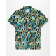 RESOLUTION CLOTHING Fishy Mens Shirt
