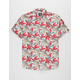 ARTISTRY IN MOTION Birds Of Paradise Mens Shirt