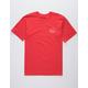 HURLEY Spearhead Mens T-Shirt