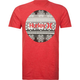 HURLEY Krush And Seasons Mens T-Shirt
