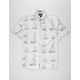 ARTISTRY IN MOTION Nautical Mens Shirt