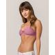 RAISINS Twist Front Bralette Bikini Top