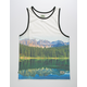 HIPPYTREE Reflect Mens Tank Top