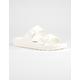 BIRKENSTOCK Arizona Essentials White Womens Sandals