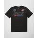 FOX Flection Black Boys T-Shirt
