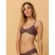 FULL TILT Bralette Smoke Bikini Top