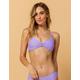 FULL TILT Bralette Violet Bikini Top