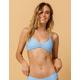 FULL TILT Bralette Baby Blue Bikini Top