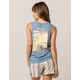 ROXY Displace Womens Muscle Tank Top