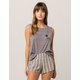 BILLABONG Salty Womens Muscle Tank