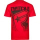 FAMOUS STARS & STRAPS Twitch Breaker Mens T-Shirt