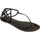 RED CIRCLE Caged Womens Sandals