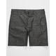 HURLEY Dri-FIT Breathe Black Mens Shorts