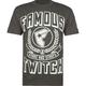 FAMOUS STARS & STRAPS Twitch Bullpen Mens T-Shirt