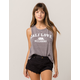 BILLABONG Bear Love Womens Muscle Tank Top