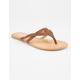 SODA Marlin Cognac Womens Sandals