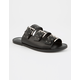 SODA Studded Buckle Womens Sandals