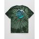 SANTA CRUZ Wave Dot Green Boys T-Shirt