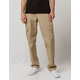 DICKIES FLEX Slim Fit Straight Leg Desert Sand Mens Cargo Pants