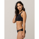 ROXY Softly Love Hipster Black Bikini Bottoms
