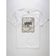 VANS Floral Print Box Mens T-Shirt
