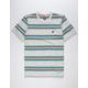 ADIDAS Yarn Dye Mens T-Shirt