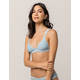 BILLABONG Tanlines Blue Bikini Top
