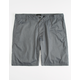 RVCA About Time Navy Mens Hybrid Shorts