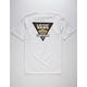 VANS Split Stripe Mens T-Shirt