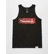 DIAMOND SUPPLY CO. Bouquet Box Mens Tank Top