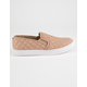 STEVE MADDEN ECENTRCQ Blush Womens Slip-on Shoes
