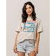 RECYCLED KARMA Woodstock Womens Tee