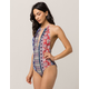 ROXY Bohemian Vibes One Piece Swimsuit