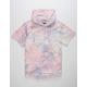 ELWOOD Watercolor Mens Lightweight Hoodie