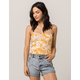 FULL TILT Hawaiian Womens Tube Top