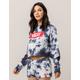 VANS Sky Glow Womens Crop Sweatshirt