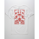 ELEMENT Woodcut Menu Mens T-Shirt