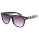 FULL TILT Heart Print Classic Sunglasses