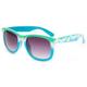 BLUE CROWN Tie Dye Classic Sunglasses
