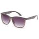 FULL TILT 2 Tone Large Square Sunglasses