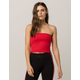 FULL TILT Essentials Red Womens Tube Top