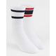 FILA Retro Heritage 2 Pairs Navy Mens Crew Socks