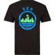 CASUAL INDUSTREES Sea Mens T-Shirt