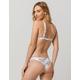 TAVIK White Garden Reversible Cheeky Bikini Bottoms