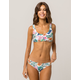 ROXY Softly Love Floral Reversible Hipster Bikini Bottoms