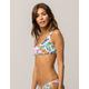 ROXY Softly Love Floral Reversible Bralette Bikini Top