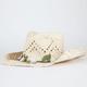 Daisy Band Womens Cowboy Hat