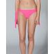 FULL TILT Wide Tie Side Skimpy Bikini Bottoms