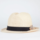 Feather Band Womens Fedora